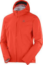 4 Salomon Bonatti Waterproof Running Jacket